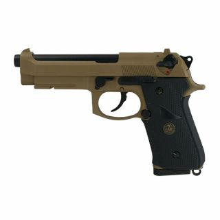 Airsoft Pistolet WE M9A1 NAVY TAN CO2