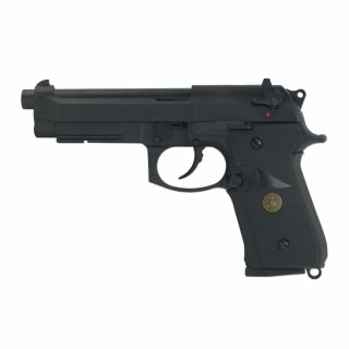Airsoft Pistolet WE M9A1 USMC Green Gas