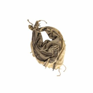 Arafatka chusta ochronna Mil-Tec Khaki - Black