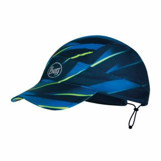 Czapka Buff PACK RUN CAP R-FOCUS BLUE-BLUE
