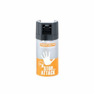 Gaz pieprzowy Perfecta Stop Attack Stożek