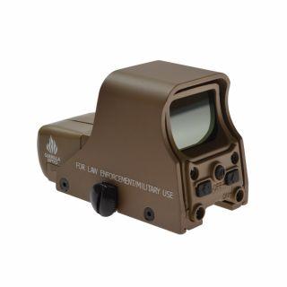 Celownik Kolimatorowy Guerilla Tactical ET551 Tan