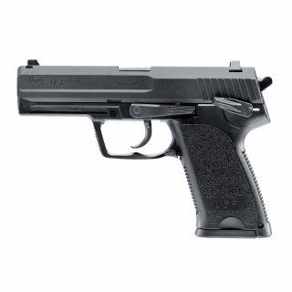 Airsoft Pistolet Heckler & Koch USP 6 mm ASG Green Gas