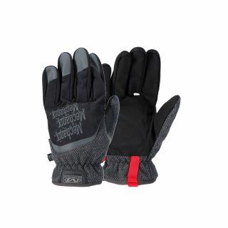 Rękawice Mechanix Wear ColdWork FastFit Black/Grey