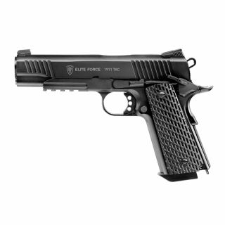 Airsoft Pistolet ELITE FORCE 1911 Tac 6 mm CO2
