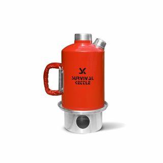 Czajnik Survival Kettle Red - 1,2L