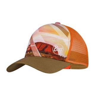 Czapka Buff TRUCKER CAP AYERS CAMEL