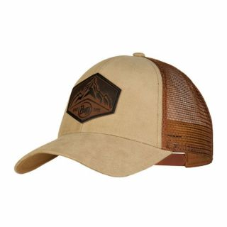 Czapka Buff TRUCKER CAP KERNEL BRINDLE  BROWN