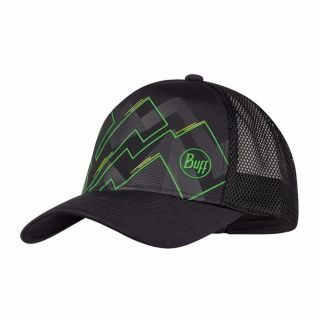 Czapka Buff TRUCKER CAP SONE BLACK