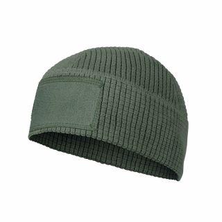 Czapka Helikon RANGE Beanie Grid Fleece Olive Green L/Reg