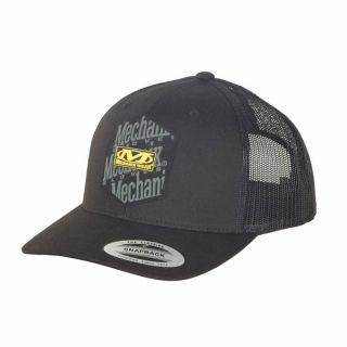 Czapka Mechanix Icon Hat Black