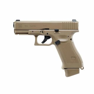 Airsoft Pistolet Glock 19X 6 mm ASG CO2
