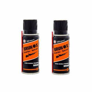 Olej do amortyzatorów Brunox DEO 100 ml - 2 szt.