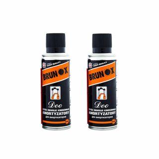 Olej do amortyzatorów Brunox DEO 200 ml - 2 szt.