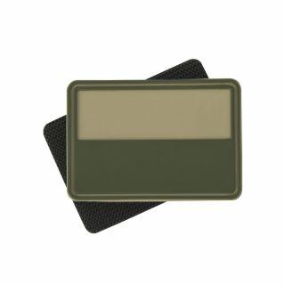 Emblemat Helikon FLAGA PL Gaszona (2szt.) - PVC - Beżowy