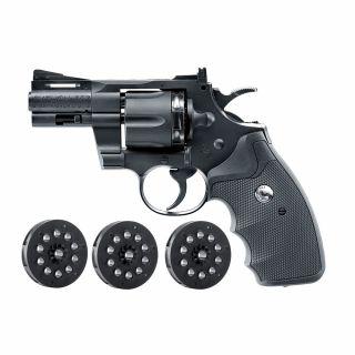 """Rewolwer Colt Python 2,5"""" kal. 4,5 mm Diabolo BB"""
