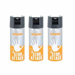 Gaz pieprzowy Perfecta Stop Attack Punktowy 3 szt.