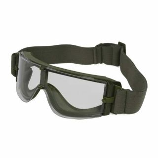 Gogle Taktyczne Guerilla Tactical GX1000 Olive set