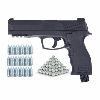 Pistolet Umarex HDP 50 RAM ZESTAW 30 CO2 100 kule metal
