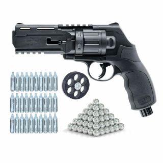 Rewolwer Umarex HDR 50 kal. 50 ZESTAW 30 CO2 100 kule metal