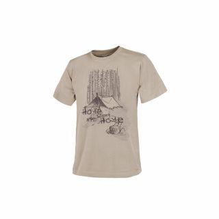 "Koszulka T-Shirt Helikon ""Home Sweet Home"""