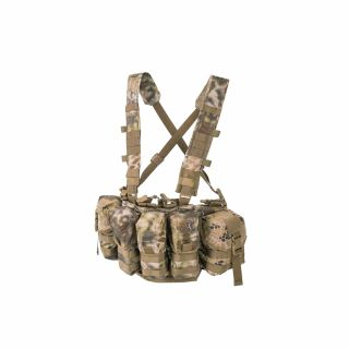 Kamizelka Helikon Guardian Chest Rig - Kryptek Highlander