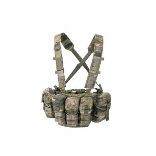 Kamizelka Helikon Guardian Chest Rig - A-TACS iX