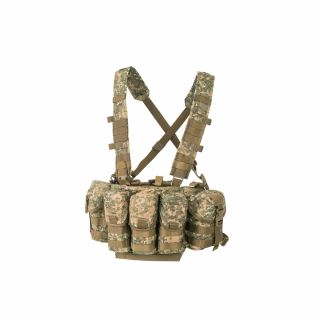 Kamizelka Helikon Guardian Chest Rig - PenCott BadLands