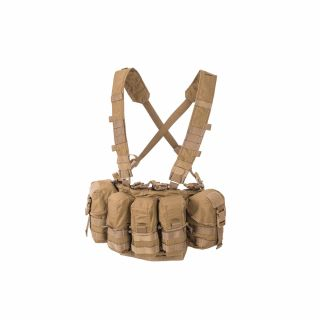 Kamizelka Helikon Guardian Chest Rig - Coyote