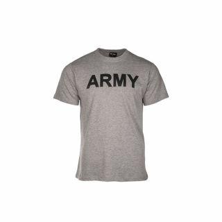 Koszulka T-Shirt Mil-Tec Army Grey