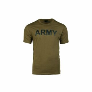 Koszulka T-Shirt Mil-Tec Army Olive