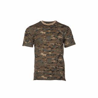 Koszulka T-Shirt Mil-Tec Digital Woodland