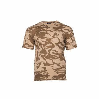 Koszulka T-Shirt Mil-Tec DPM Desert