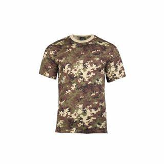 Koszulka T-Shirt Mil-Tec Vegetato Camo