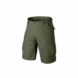 Krótkie Spodnie Helikon BDU Cotton Ripstop Olive Green L/Reg
