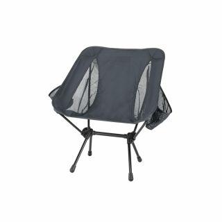 Krzesło składane Helikon Range Chair - Shadow Grey