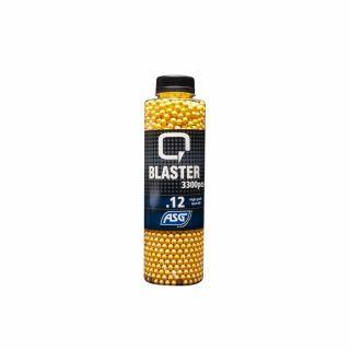 Kulki ASG Q Blaster 0,12 g 3300 szt. Żółte