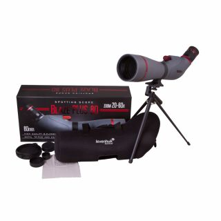 Luneta obserwacyjna Levenhuk Blaze PLUS 80 Spotting Scope