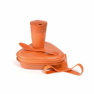Zestaw naczyń Light My Fire MessKit BIO 5pcs rustyorange