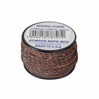Linka Micro Cord (125ft) - Dark Stripes