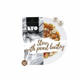 Żywność liofilizowana LYO Food Gulasz wieprzowy z kaszą 370g