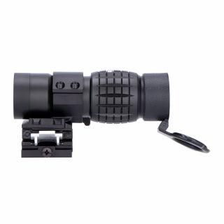 Luneta Magnifier Guerilla Tactical 3X Black