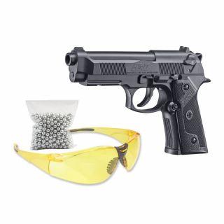 Wiatrówka Colt Defender + ZESTAW CO2 30 szt BB 1500 szt