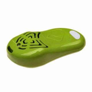 Ultradźwiękowy odstraszacz kleszczy Tickless Human Green