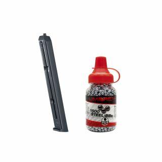 Magazynek do pistoletu Beretta Elite II + Śrut BB 4,5 mm