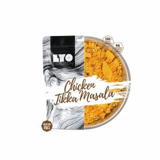 Żywność liofilizowana LYO Food Kurczak Tikka masala 370g
