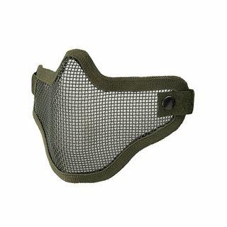 Maska Ochronna ASG Guerilla Tactical Stalker gen.1 Olive