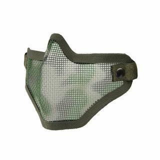 Maska Ochronna ASG Guerilla Tactical Stalker gen.1 Woodland