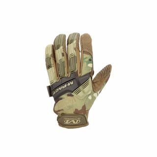 Rękawice Mechanix Wear Durahide M-Pact Framer Tan M