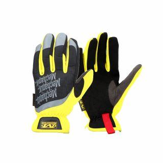 Rękawice Mechanix Wear FastFit Yellow